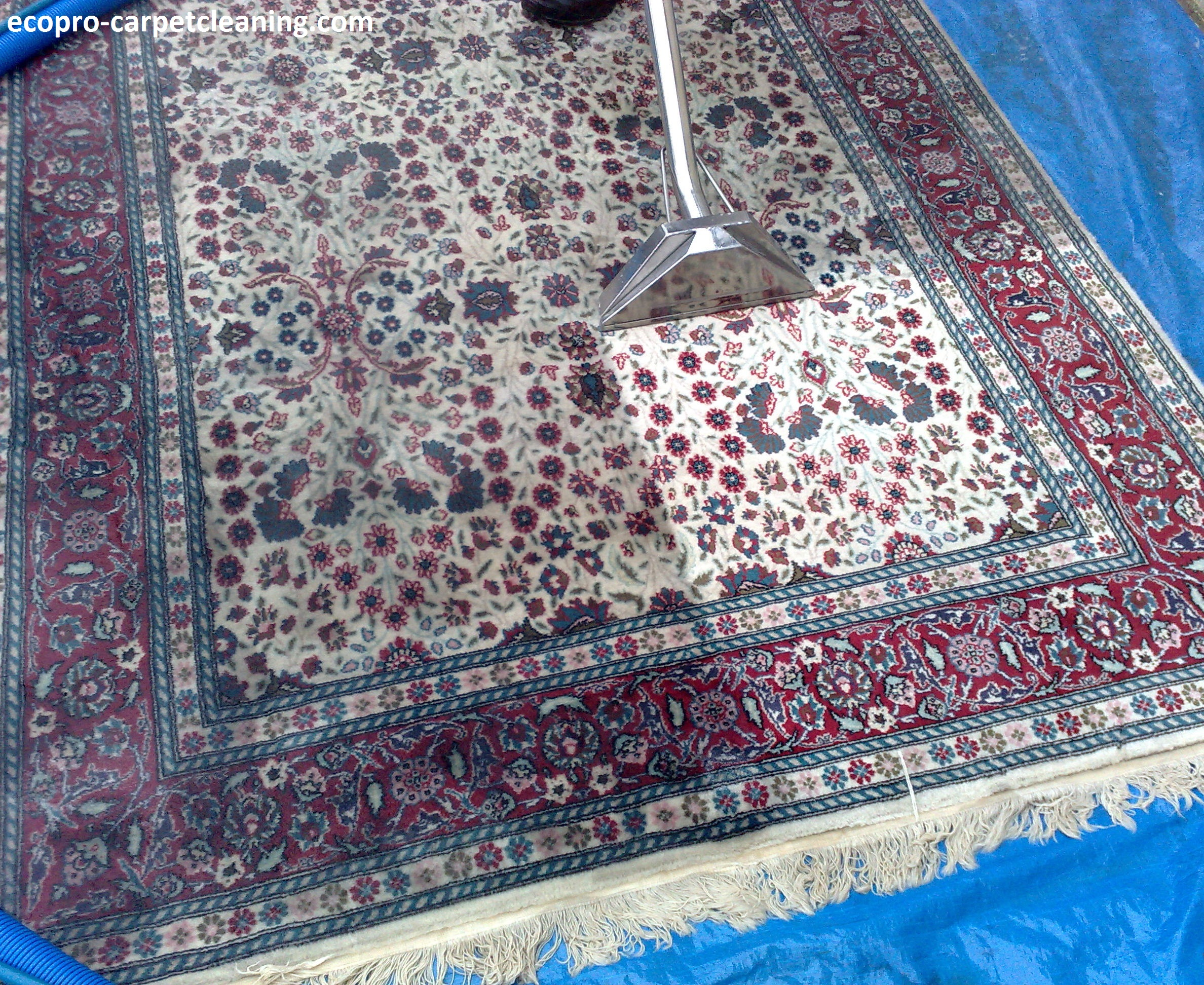 Ecopro Carpet Cleaning Is Dealing With All Types Of Rugs