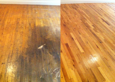 wood floor cleaning chicago